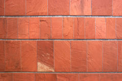 Tiling stone wall Royalty Free Stock Images