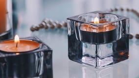Till The End Of Time - Feiertags-Kerzen-Lichter lizenzfreies stockfoto
