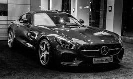 Till salu Mercedes Royaltyfri Foto