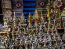Till salu Ramadan Lanterns Royaltyfria Bilder