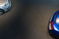 Till salu sportbil Royaltyfri Bild