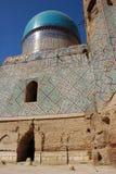 Tilla-Kari i Samarkand Royaltyfri Bild