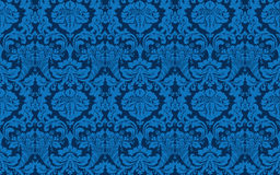 Tillable seamless  Victorian Wallpaper Royalty Free Stock Photography