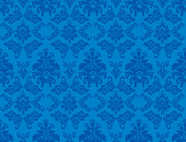 Tillable Seamless Victorian Wallpaper Royalty Free Stock Image