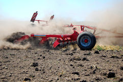 Tillage Royalty Free Stock Photo