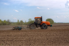 Tillage Stock Photography