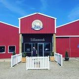 Tillamook-Käse-Shop Stockbild
