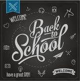 tillbaka bakgrundsskola till Royaltyfria Bilder