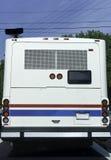 tillbaka buss Royaltyfri Fotografi