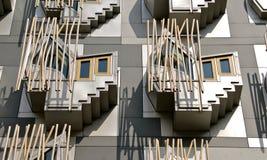tillbaka byggnadsparlamentskott arkivfoton
