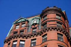 Tillbaka fjärd, Boston Royaltyfri Bild