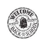 tillbaka skola som ska välkomnas Royaltyfria Foton