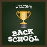 tillbaka skola till Royaltyfria Foton