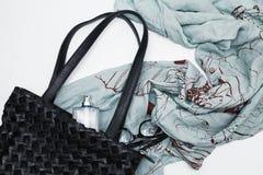 Tillbehör för mode för kvinna` s arkivbild