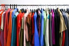 tillfälliga kläder Arkivbilder