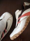 tillfälliga skor 1 Arkivbilder