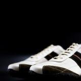 tillfälliga skor Arkivbilder