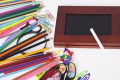 Tillförsel för skola för barn` s Arkivfoto