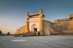 Tillflykt av Bukhara arkivbilder