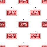 Tillgänglig sömlös modell för röda rum Arkivfoton