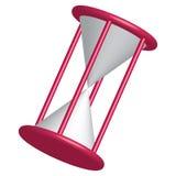 tillgänglig timglasvektor stock illustrationer