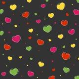 tillgänglig vektor för valentiner för kortdagmapp Royaltyfri Foto
