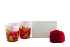 tillgänglig vektor för valentiner för kortdagmapp royaltyfria foton
