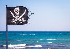 tillgängligt flaggaexponeringsglas piratkopierar stilvektorn Royaltyfri Foto