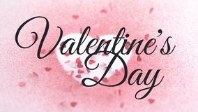 tillg?nglig vektor f?r valentiner f?r kortdagmapp royaltyfri illustrationer