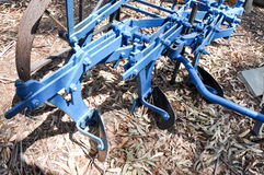 Tilling Machinery Royalty Free Stock Image