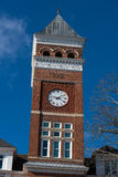 Tillman Hall Clock Tower Fotografia Stock Libera da Diritti