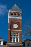 Tillman Hall Clock Tower Royalty Free Stock Photo