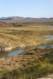 tillstånd för alamo arizona lakepark Royaltyfria Bilder