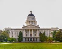 tillstånd för byggnadsKalifornien capitol Royaltyfri Foto