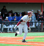 tillstånd för seth för spelare för baseballflorida mjölnare Arkivfoton