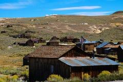 tillstånd USA för bodie ca nationalparkfoto arkivbilder