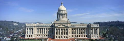 TillståndsCapitol av Kentucky Royaltyfria Bilder