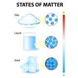 Tillstånd av mater Arkivbild