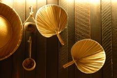tillverkad historisk malay för ventilatorer Royaltyfri Foto