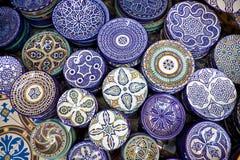 tillverkar morocco Royaltyfria Bilder