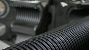 Tillverkning av plast- vattenrör Tillverkning av rör till fabriken Processen av danandeplast-rör på