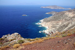 Tilos Royalty Free Stock Photography
