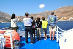 Tilos island, Greece Stock Photography