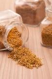 Tilt Spice Jar Stock Image