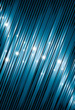 Tilted Gradient Lined Background with sparkles Stock Photo