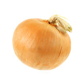 Tilted onion Royalty Free Stock Image