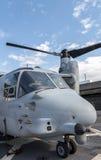 Tiltrotor flygplan för USA-flottor Royaltyfri Fotografi