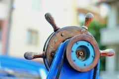 timón Imagen de archivo