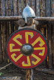 Timón de Viking Fotos de archivo