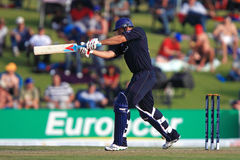 Tim Bresnan England Batsman Imagen de archivo libre de regalías